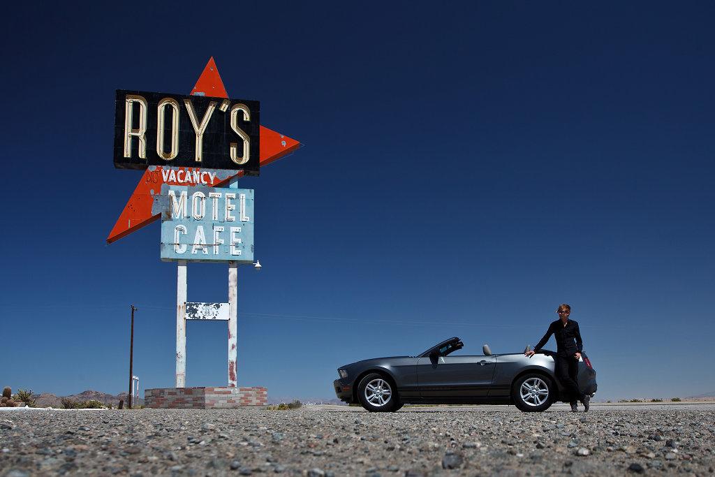 USA, Route 66, 2011