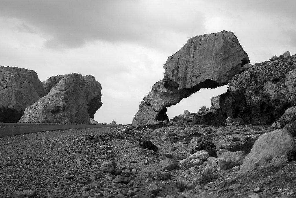 Socotra Island, North-east coastline, 2010