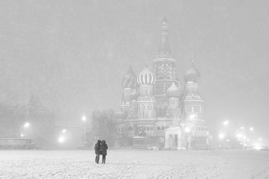 Moscow, 2012