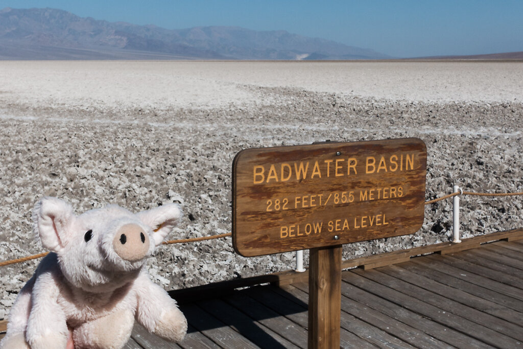 USA, Death Valley, 2014