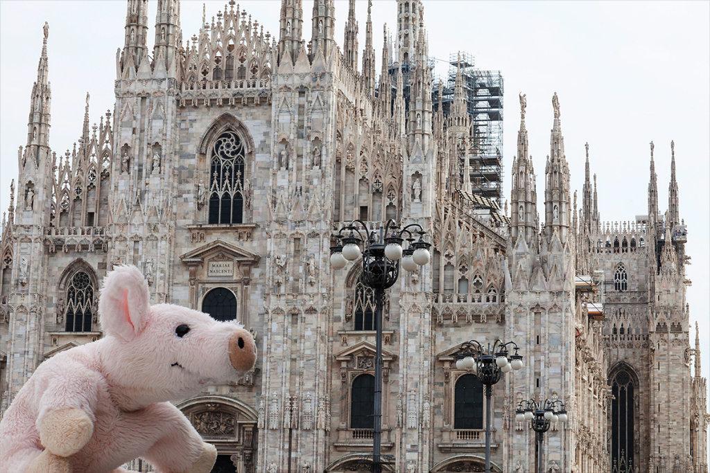 Italy, Milan, 2014