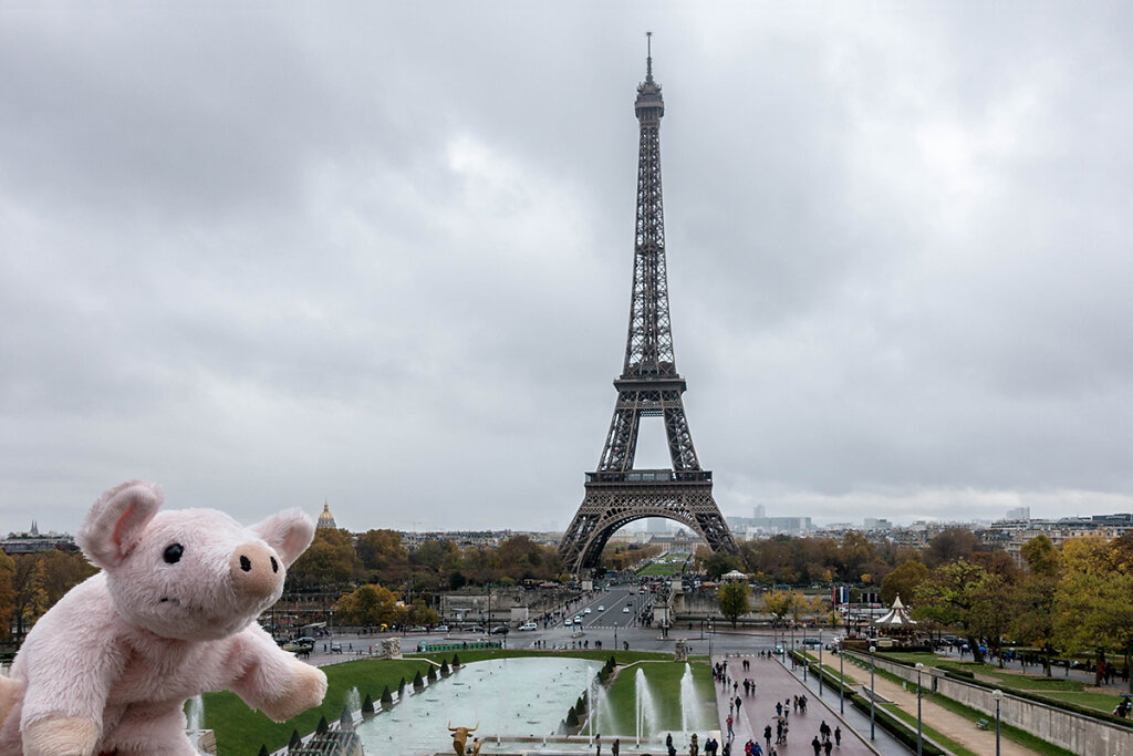 France, Paris, 2014