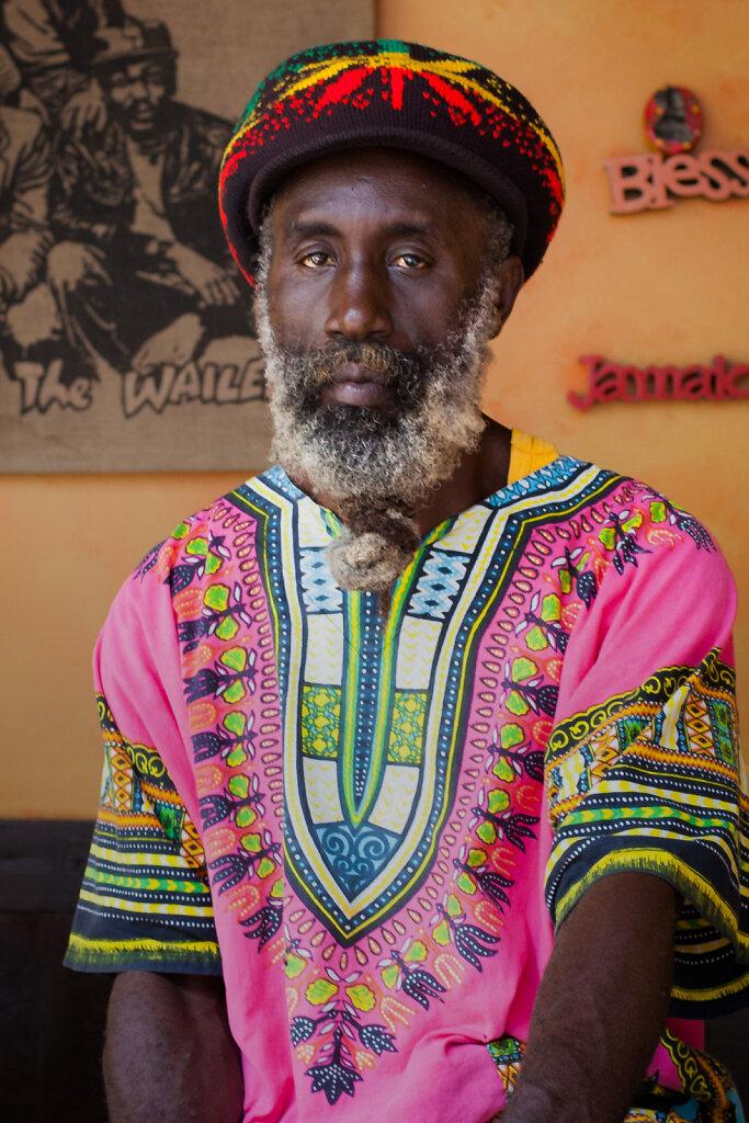 Jamaica 2, 2013 (Portrait)