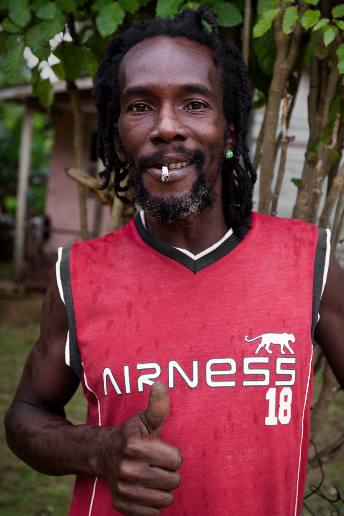 Jamaica 3, 2013 (Portrait)