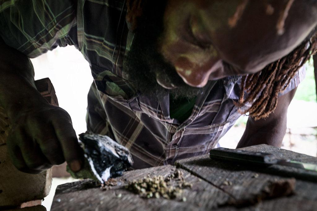 Marijuana series 3, 2013